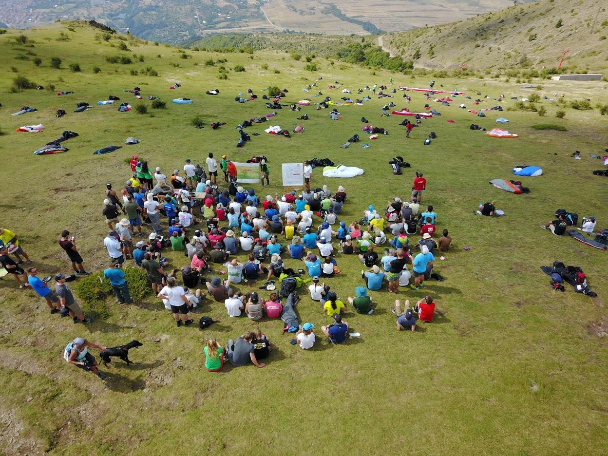 PWC Sopot, Bolgarija: Divjaška slovenska liga