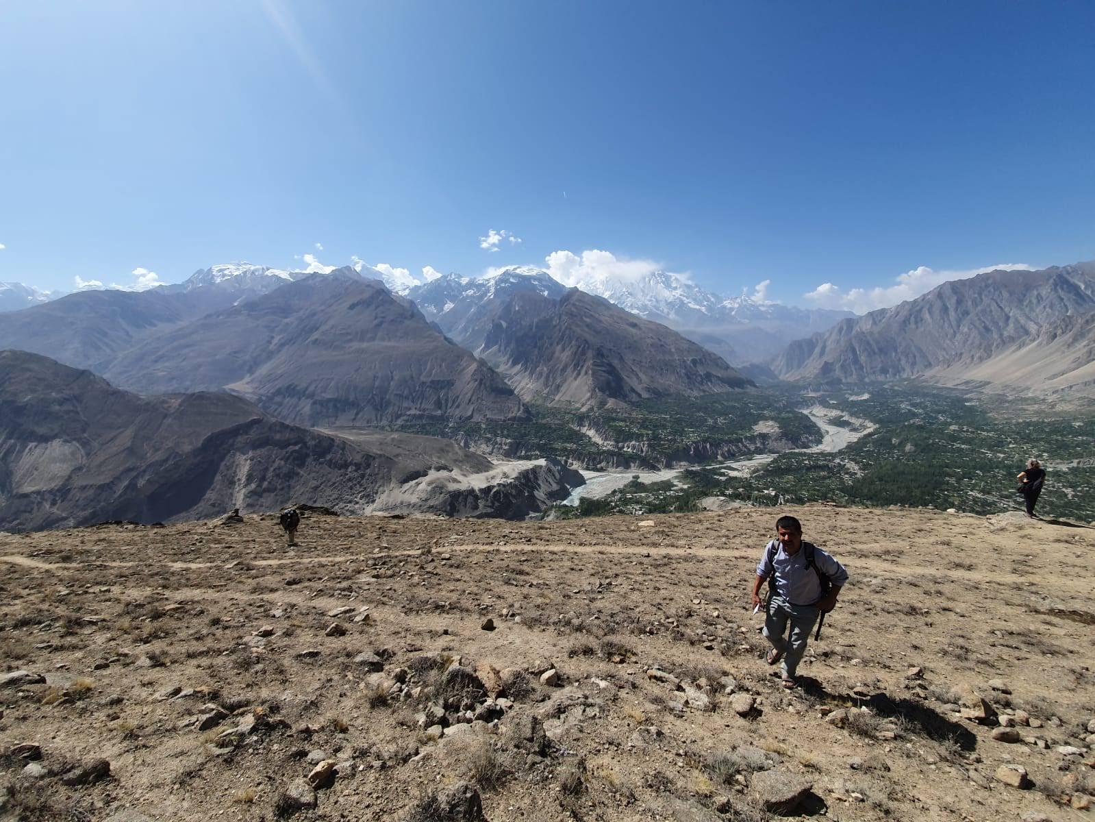 Marli in Stojc v Pakistanu